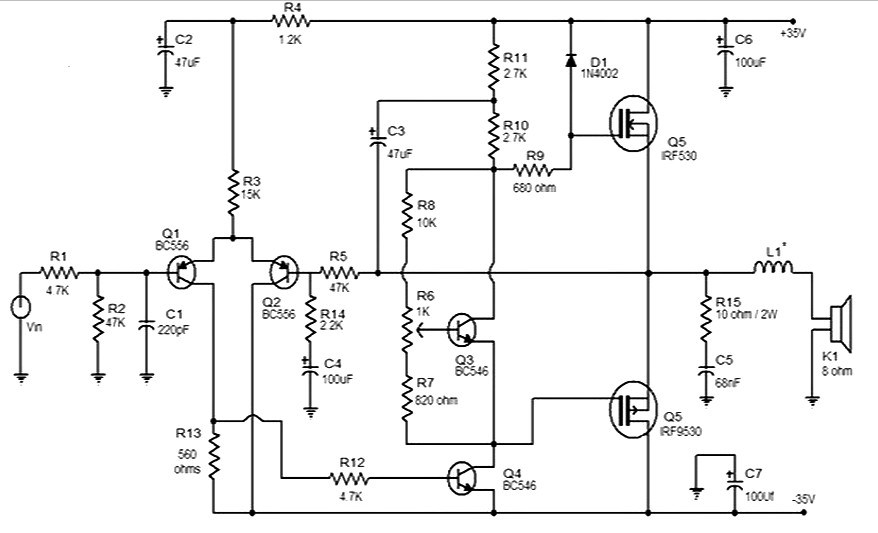 2 channel amp diagram  diagram  auto wiring diagram